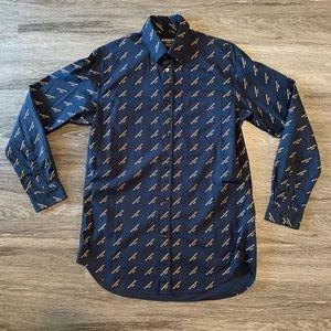 Balenciaga Button Down Shirt